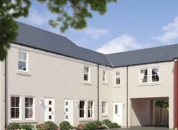 "Thumbnail 3 bed end terrace house for sale in ""The Barnton Melrose Gait"" at Stable Gardens, Galashiels"