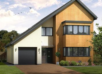 Thumbnail 4 bed detached house for sale in The Cedar, Evendine Mews, Colwall, Malvern, Worcestershire