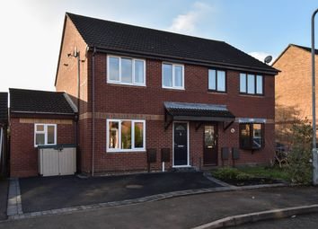 Thumbnail 3 bed semi-detached house for sale in Parkwood Road, Bromsgrove