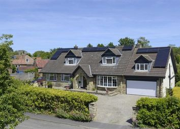 Thumbnail 5 bed detached house for sale in The Nookin, York