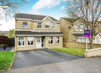 Thumbnail 4 bedroom detached house for sale in Spinney Rise, Bradford