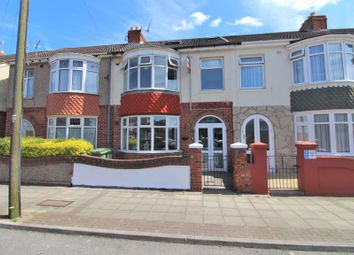 Thumbnail 4 bed terraced house for sale in Devon Road, Portsmouth
