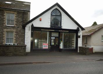 Thumbnail 3 bed property for sale in Capel Bangor, Aberystwyth