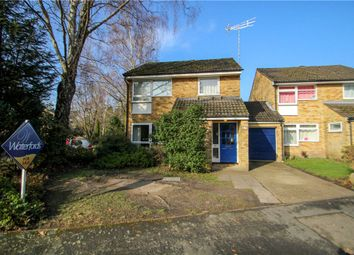 Thumbnail 3 bedroom detached house for sale in Inglewood Avenue, Camberley, Surrey