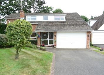 Thumbnail 5 bed detached house for sale in Aprilwood Close, Woodham