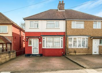 Thumbnail 3 bedroom terraced house for sale in Oakdene Road, Watford