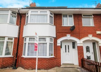 Thumbnail 3 bedroom terraced house for sale in Kirkham Drive, Hull