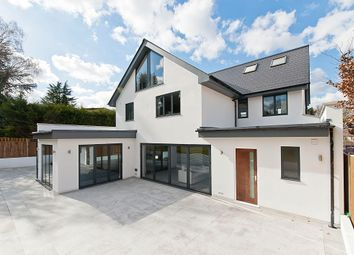 Thumbnail 6 bed detached house to rent in Claremont Avenue, Esher