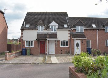 Thumbnail 2 bed terraced house for sale in Hawthorn Way, Northway, Tewkesbury