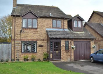 Thumbnail 4 bed detached house for sale in Herdman Close, Thatcham