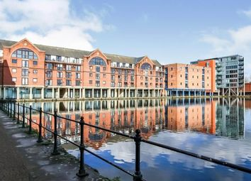 Thumbnail 2 bed flat for sale in Jellicoe Court, Atlantic Wharf, Cardiff Bay, Cardiff