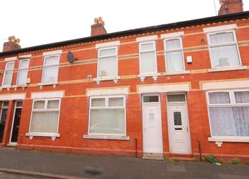 Thumbnail 3 bedroom terraced house for sale in Albert Avenue, Gorton, Manchester