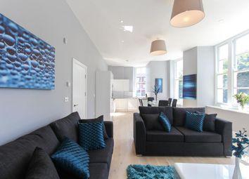 Thumbnail 3 bedroom flat to rent in Mount Stuart Square, Cardiff