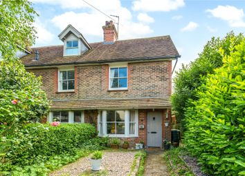 Thumbnail 3 bed end terrace house for sale in East End Lane, Ditchling, East Sussex