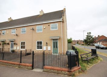 Thumbnail 4 bed end terrace house to rent in Little End Cottages, Warboys, Huntingdon