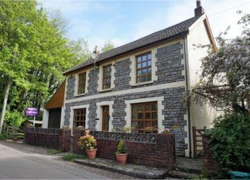 Thumbnail 3 bed detached house for sale in Willowford Road, Pontypridd