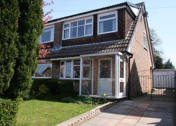 Thumbnail 3 bed terraced house to rent in Elmsfield Avenue, Norden, Rochdale