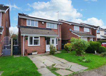 Thumbnail 4 bedroom detached house for sale in Wickham Close, Coventry, West Midlands