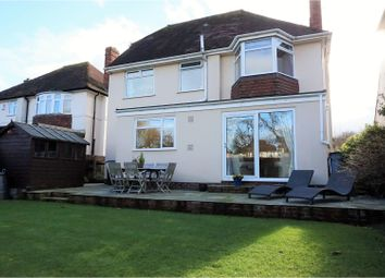 Thumbnail 4 bedroom detached house for sale in Parkfield Drive, Taunton