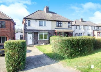 Thumbnail 3 bed semi-detached house to rent in Little Shaw Lane, Markfield, Leicestershire