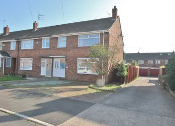 Thumbnail 3 bed end terrace house for sale in Stromness Way, Hull, East Yorkshire