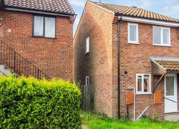 Thumbnail 2 bed end terrace house for sale in The Hill, Halesworth Road, Bramfield, Halesworth