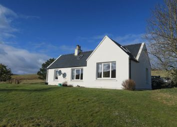 Thumbnail 2 bed detached bungalow for sale in Balmeanach, Glenhinnisdal, Portree