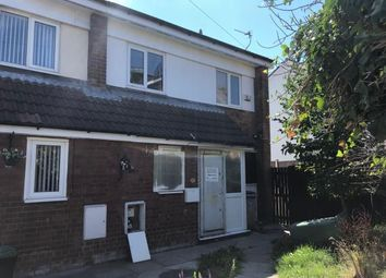 Thumbnail 3 bed town house for sale in 9 Churchmeadow Close, Wallasey, Merseyside