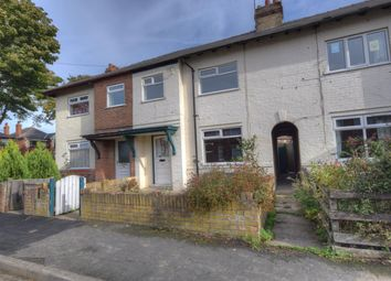 Thumbnail 3 bed terraced house for sale in St. Cuthbert Road, Bridlington