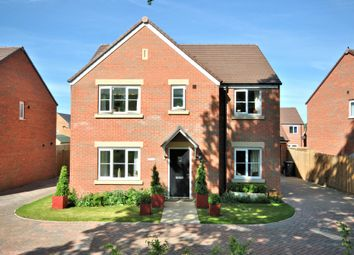 Thumbnail 5 bed detached house for sale in Skipper Loke, Narborough, King's Lynn