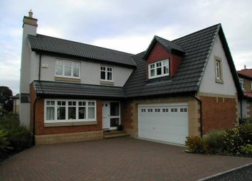 Thumbnail 4 bed detached house to rent in Ravelrig Gait, Balerno