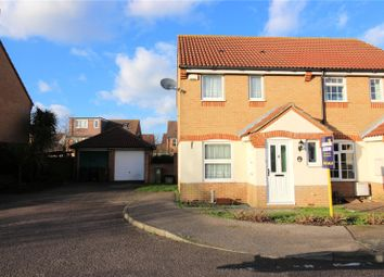 Thumbnail 2 bed property for sale in Dickens Close, Northumberland Heath, Kent