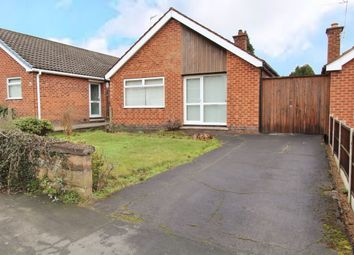 Thumbnail 2 bed bungalow for sale in Horsendale Avenue, Nuthall, Nottingham