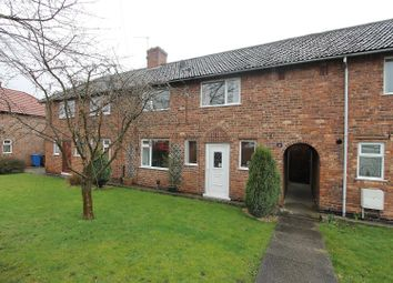 Thumbnail 2 bed terraced house for sale in Laurel Crescent, Hollingwood, Chesterfield