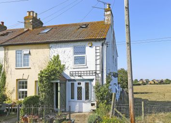 Thumbnail 3 bed end terrace house for sale in Breach Lane, Lower Halstow, Sittingbourne