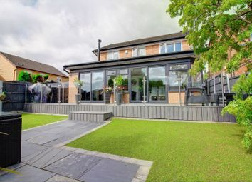 Thumbnail 4 bed detached house for sale in Town Hill Bank, Padiham