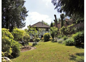Thumbnail 4 bed detached house for sale in Robin Hood Lane, Chatham