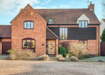 Thumbnail 4 bed detached house for sale in Catherine Court, Main Street, Wick, Worcestershire