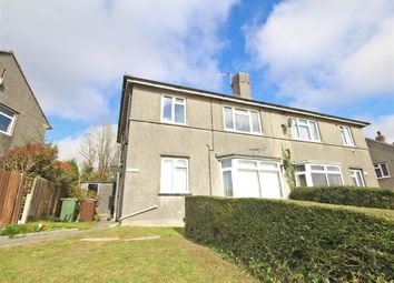 Thumbnail 1 bed flat for sale in Chaucer Way, Manadon, Plymouth