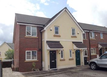 Thumbnail 3 bedroom end terrace house for sale in Isaac Grove, The Willows, Torquay