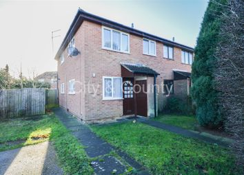 Thumbnail 1 bedroom terraced house for sale in Wainwright, Werrington, Peterborough