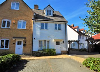 Thumbnail 3 bed town house to rent in Ronald Eastwood Row, Ashford