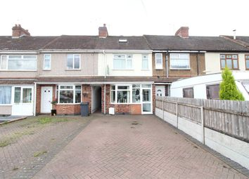 Thumbnail 4 bedroom terraced house for sale in Camp Hill Road, Nuneaton, Warwickshire