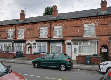 Thumbnail 3 bed terraced house to rent in The Broadway, Handsworth, Birmingham