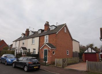 Thumbnail 3 bed terraced house for sale in Sandfield Road, Cheltenham, Gloucester