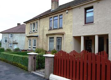 Thumbnail 3 bedroom terraced house for sale in Menzies Drive, Balornock, Glasgow