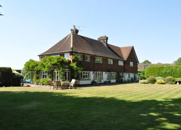 Thumbnail 6 bed detached house for sale in Wilmerhatch Lane, Epsom