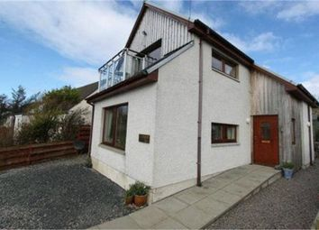 Thumbnail 3 bed detached house for sale in Lonemore, Strath, Gairloch, Highland