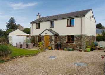 Thumbnail 4 bed detached house for sale in Orchard Cottage, Talskiddy, St Columb, Cornwall