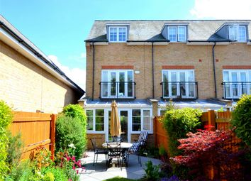 Thumbnail 3 bed end terrace house for sale in Coneygeare Court, Eynesbury, St Neots, Cambridgeshire